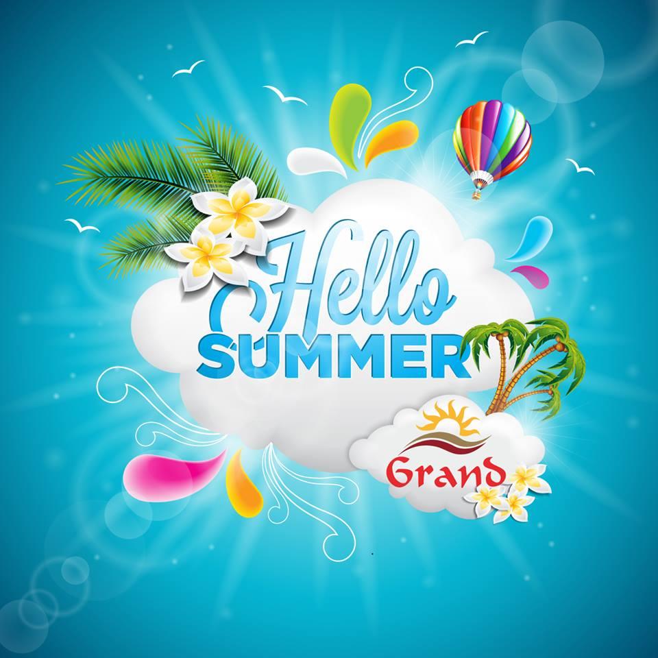 grandmall summer sale promo