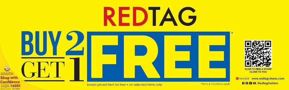 red tag qatar sale