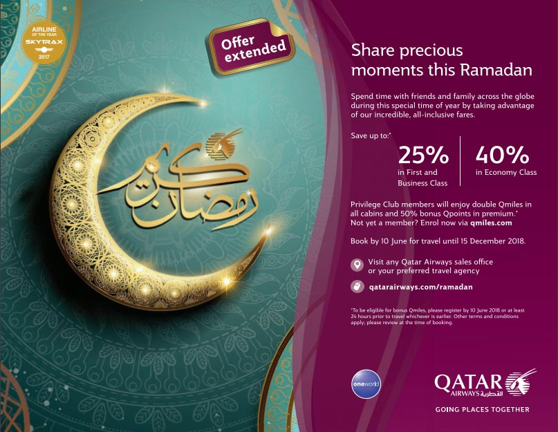 qtar airways promo