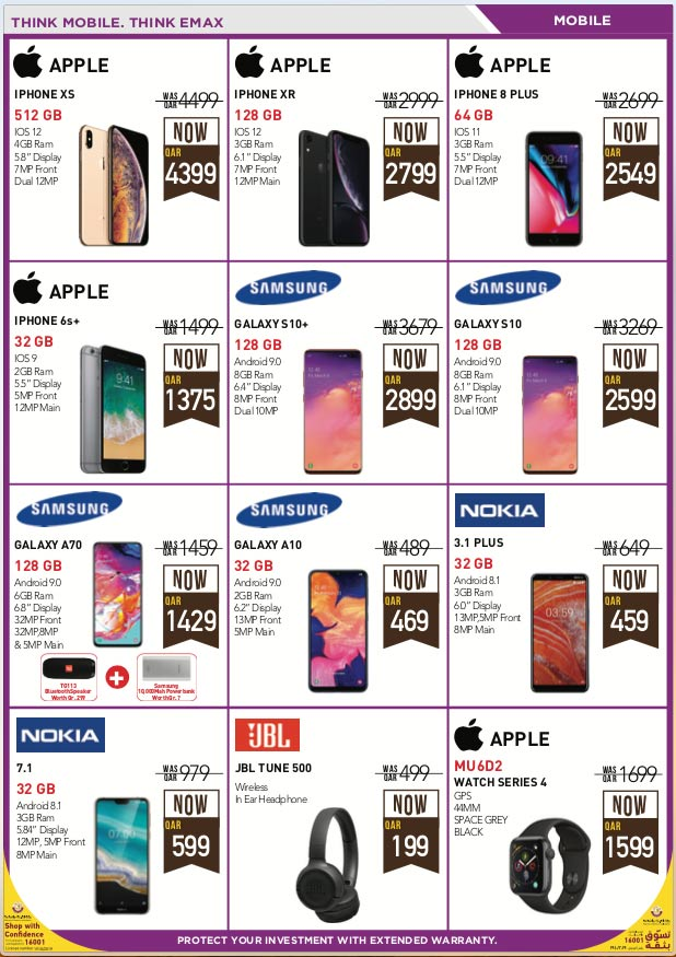 mobile phones qatar sale