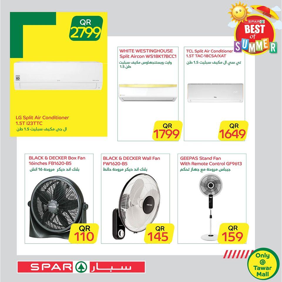 split type ac price qatar