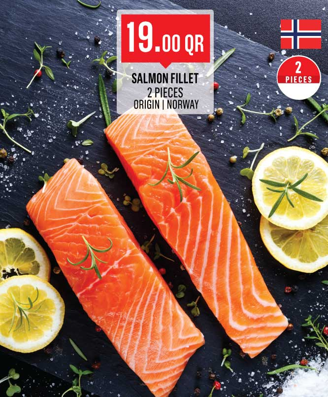 salmon qatar